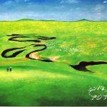 クレパス画家【コンドウカヨさん】の個展『エンドレスアジア』